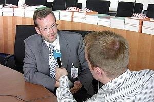 Read more about the article Seminar im November: Das journalistische Interview