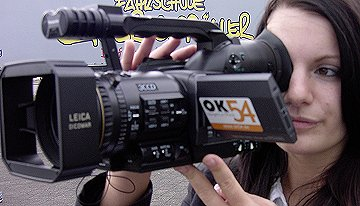 You are currently viewing Seminar im März: Videojournalist