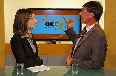 "You are currently viewing 50. Sendung ""OK54 – nachgefragt"" produziert"