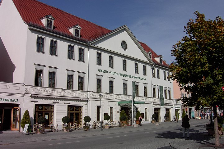 You are currently viewing Themenabend zur Städtepartnerschaft Trier – Weimar