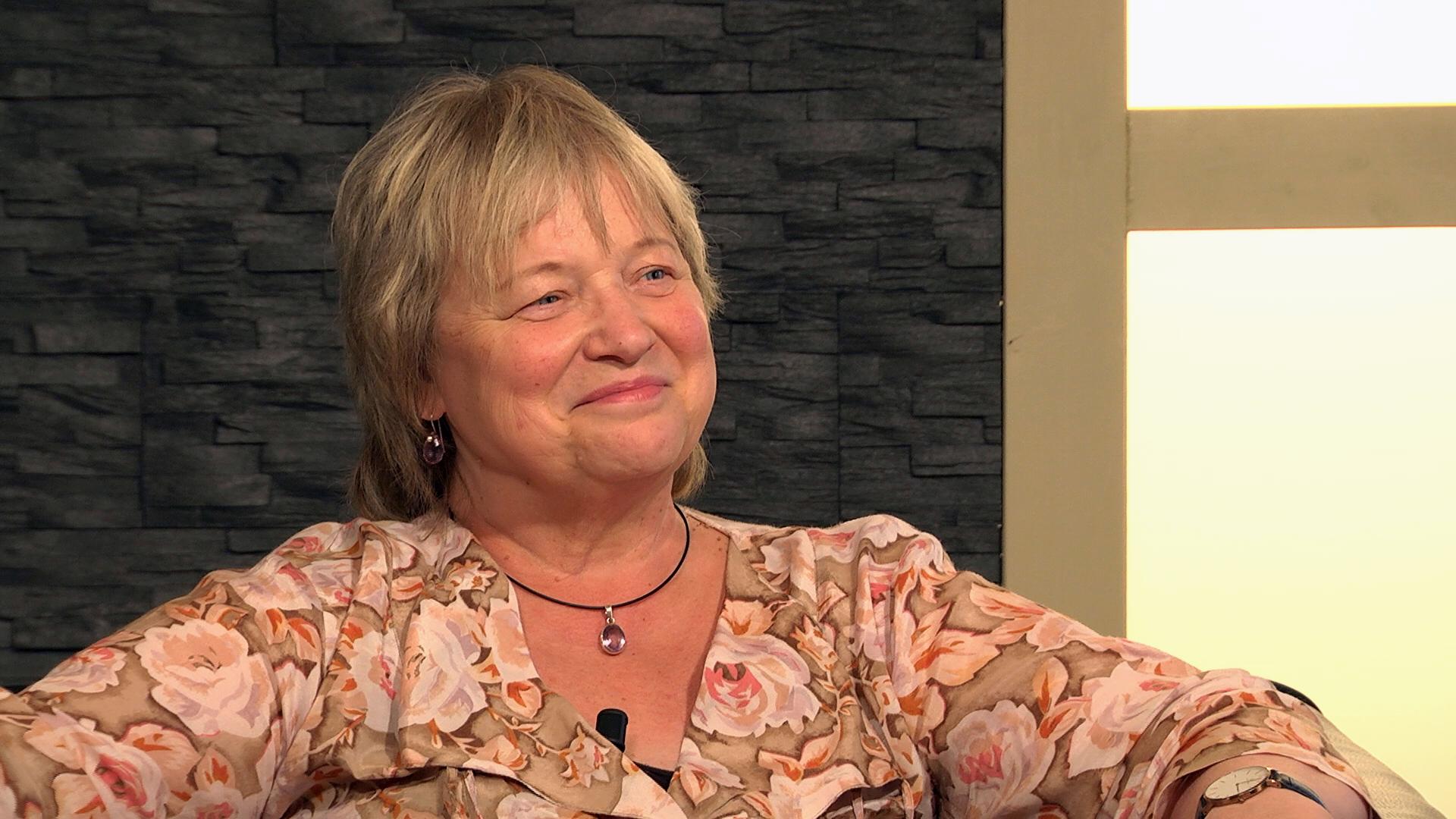 Renate Pepper, Direktorin der Landesmedienanstalt in Rheinland-Pfalz
