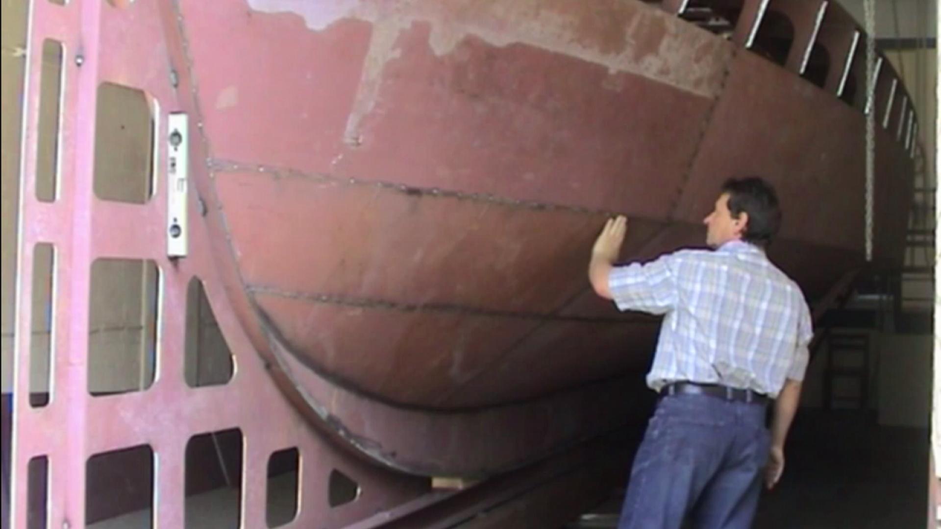 54reise: Ein Selbstbau-Boot