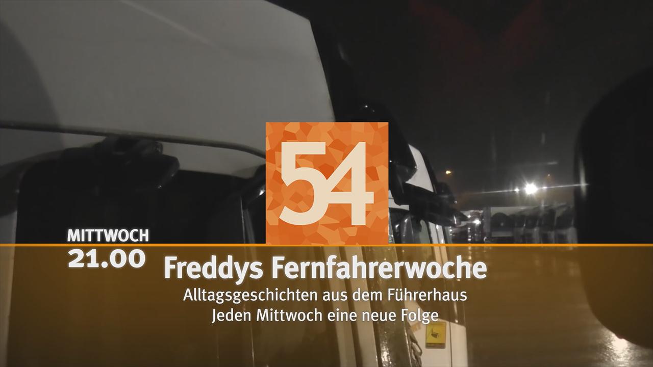 Freddys Fernfahrerwoche