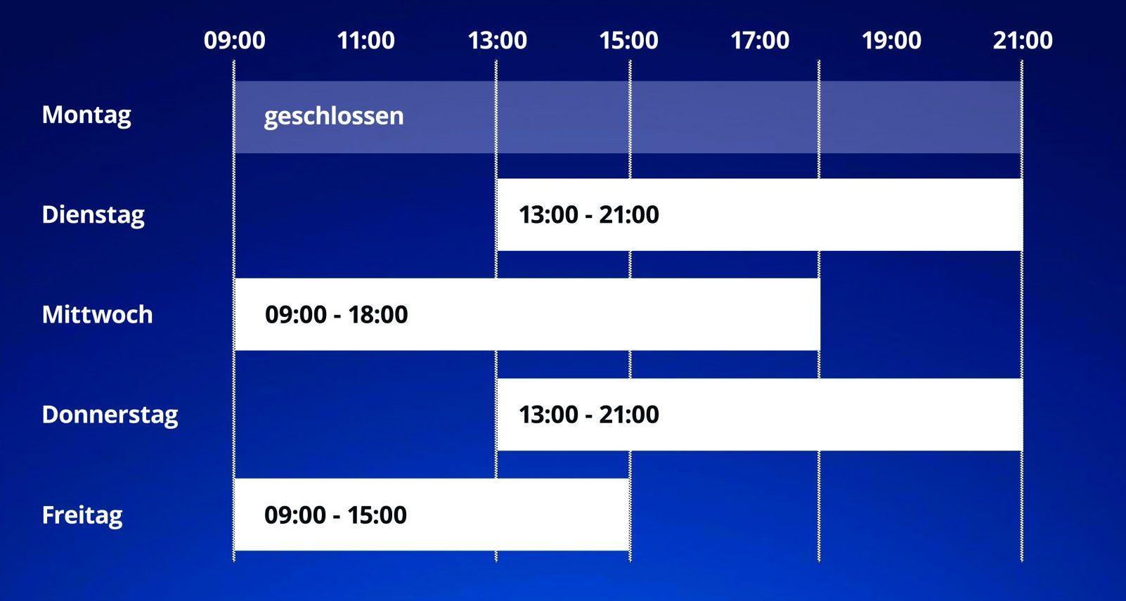 You are currently viewing Mehr Service fürs Ehrenamt: Neue Öffnungszeiten