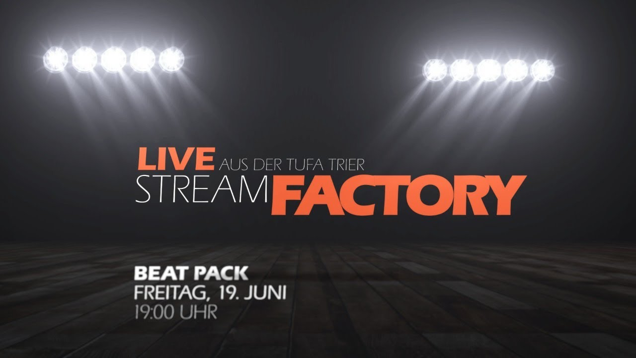 You are currently viewing Freitag: Beat Pack live aus der TUFA (19 Uhr)