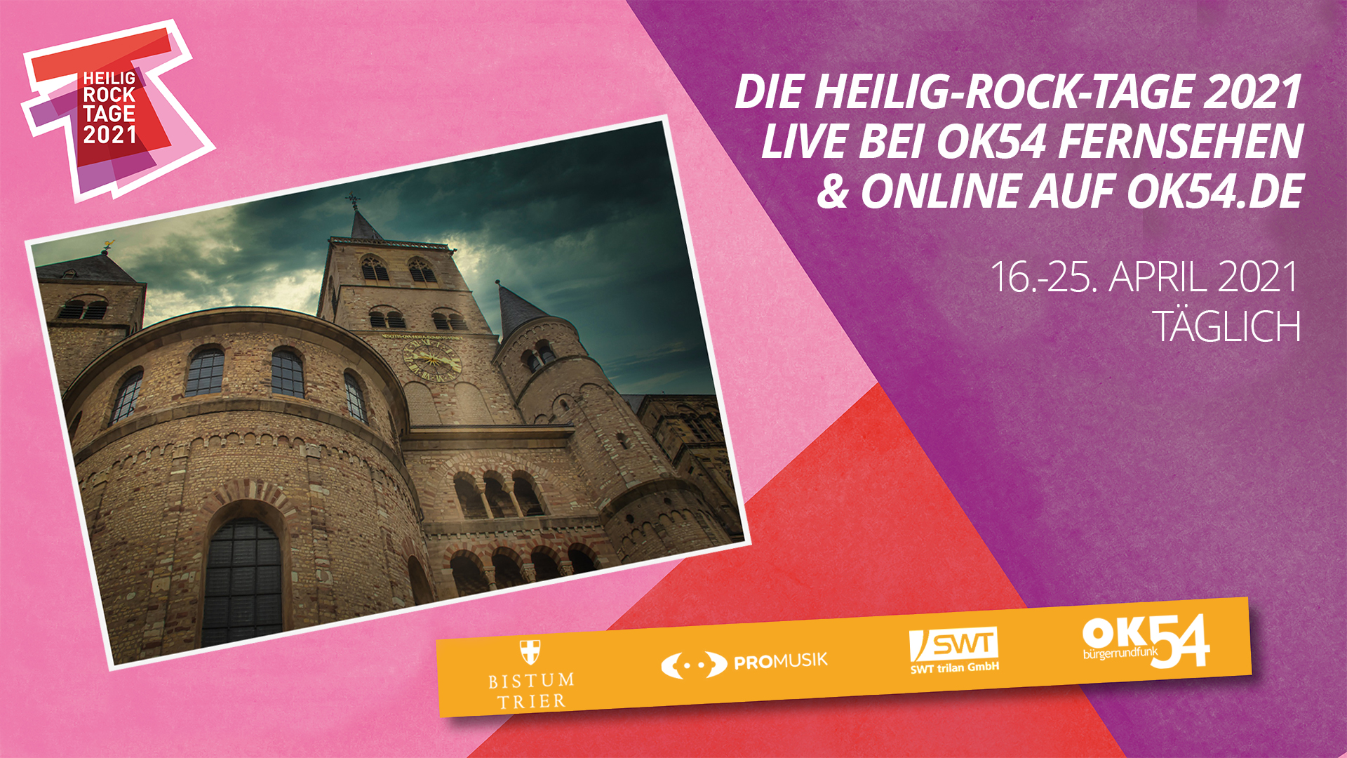 Read more about the article Heilig-Rock-Tage 2021
