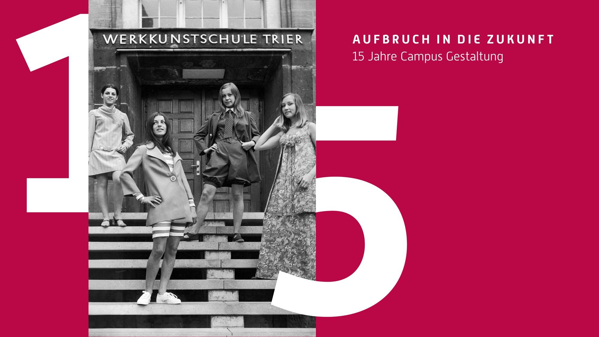 Read more about the article 15 Jahre Campus Gestaltung Trier – Jubiläumsfeier am 07.07. live bei OK54