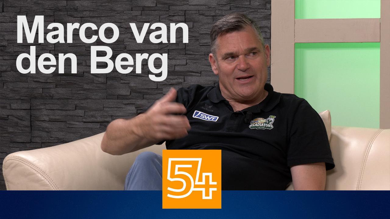 Read more about the article Marco van den Berg: Gladiators Headcoach im Interview zum Saisonstart