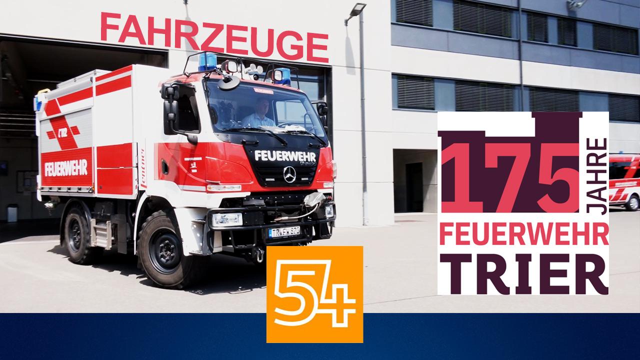 Read more about the article 175 Jahre Feuerwehr Trier: OK54 zeigt Fahrzeugvorstellung