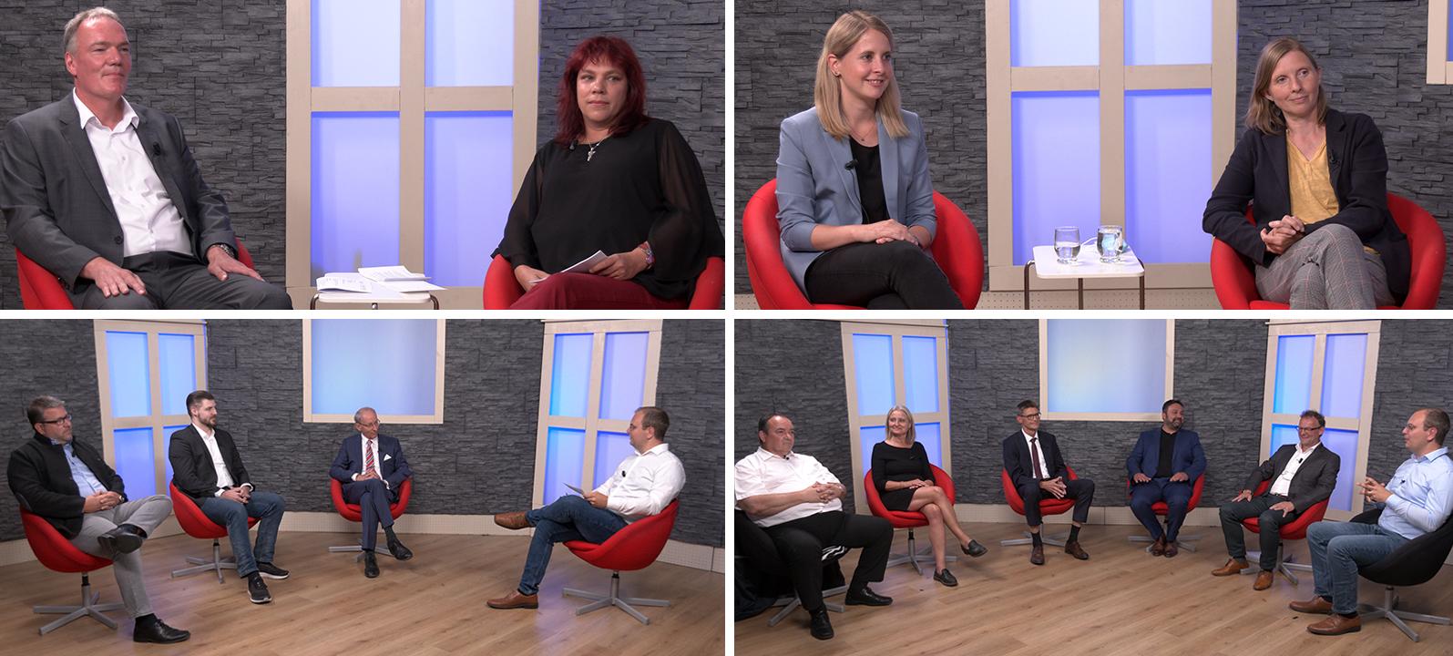 Read more about the article Vier Sendungen zu Bundestags- und Landratswahlen bei OK54